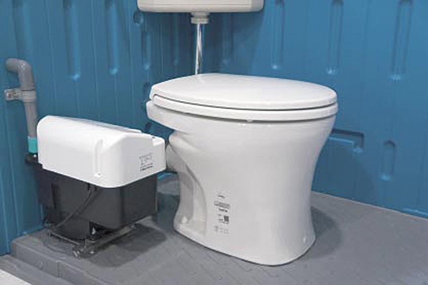 特殊トイレ さわやかくん
